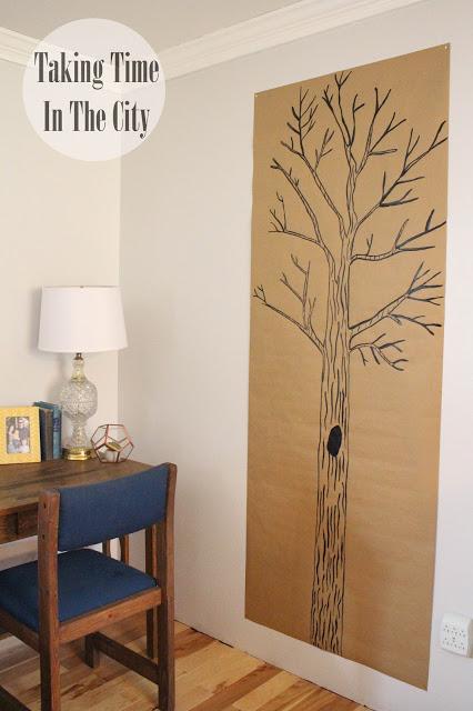 Our Boy Life | Blank Thankful Tree