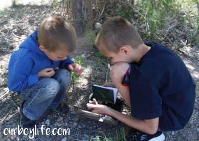 Geocaching Near Salida